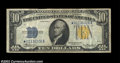 Small Size:World War II Emergency Notes, Fr. 2309* $10 1934A North Africa Silver Certificate. Very ...