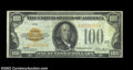 Small Size:Gold Certificates, Fr.2405 $100 1928 Gold Certificate. Very Fine.
