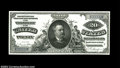 Large Size:Demand Notes, Superb $20 Silver Certificate Proof Pair. Face and Back ...