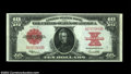 Large Size:Legal Tender Notes, Fr. 123 $10 1923 Legal Tender Gem New. A lovely example of ...