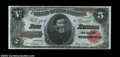 Large Size:Treasury Notes, Fr. 364 $5 1891 Treasury Note CGA Gem Uncirculated 65. A ...