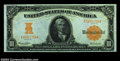 Large Size:Gold Certificates, Fr. 1172 $10 1907 Gold Certificate Gem New. A beautiful ...