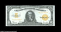 Large Size:Gold Certificates, Fr. 1173 $10 1922 Gold Certificate Choice New. This bright ...