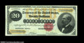 Large Size:Gold Certificates, Fr. 1178 $20 1882 Gold Certificate Choice Very Fine. ...