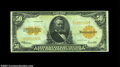Large Size:Gold Certificates, Fr. 1200 $50 1922 Gold Certificate Extremely Fine. Evenly ...