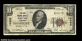 Rector, AR - $10 1929 Ty. 1 The First NB Ch. # 10853 If large notes from this one bank community are truly rare, then s...