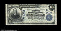 National Bank Notes:District of Columbia, Washington, D.C. - $10 1902 Plain Back Fr. 628 The ...