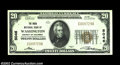 National Bank Notes:District of Columbia, Washington, DC - $20 1929 Ty. 1 The Riggs NB Ch. # ...