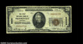 National Bank Notes:Kentucky, Brooksville, KY - $20 1929 Ty. 1 The First NB Ch. # ...