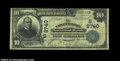 National Bank Notes:Kentucky, Catlettsburg, KY - $10 1902 Plain Back Fr. 624 The ...