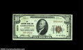 National Bank Notes:Kentucky, Georgetown, KY - $10 1929 Ty. 1 Georgetown NB Ch. # ...