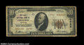 National Bank Notes:Kentucky, Grayson, KY - $10 1929 Ty. 2 The First NB Ch. # 12982...