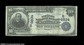 National Bank Notes:Kentucky, Mayfield, KY - $10 1902 Plain Back Fr. 624 The Farmers ...