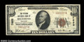 National Bank Notes:Kentucky, Richmond, KY - $10 1929 Ty. 1 The Citizens NB Ch. # ...