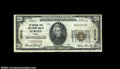 National Bank Notes:Maine, Auburn, ME - $20 1929 Ty. 1 National Shoe & Leather Bank...