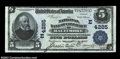 National Bank Notes:Maryland, Baltimore, MD - $5 1902 Plain Back Fr. 601 The NB of ...