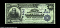 National Bank Notes:Maryland, Hagerstown, MD - $10 1902 Date Back Fr. 618 The Second ...