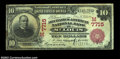 National Bank Notes:Missouri, St. Louis, MO - $10 1902 Red Seal Fr-613 Mechanics-...