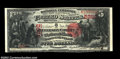 National Bank Notes:Pennsylvania, Brookville, PA - $5 1875 Fr. 404 The Jefferson County NB...