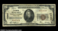 National Bank Notes:Pennsylvania, Clarks Summit, PA - $20 1929 Ty. 1 The Abington NB Ch. ...