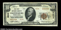 National Bank Notes:Pennsylvania, Coopersburg, PA - $10 1929 Ty. 2 The First NB Ch. # ...
