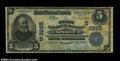 National Bank Notes:Pennsylvania, Emporium, PA - $5 1902 Plain Back Fr. 598 FNB of ...