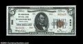 National Bank Notes:Pennsylvania, Harrisburg, PA - $5 1929 Ty. 2 The Harrisburg NB Ch. # ...