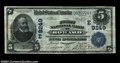 National Bank Notes:Pennsylvania, Howard, PA - $5 1902 Date Back Fr. 592 The First NB Ch....
