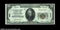National Bank Notes:Pennsylvania, Lancaster, PA - $20 1929 Ty. 1 Lancaster County NB Ch. ...