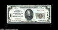 National Bank Notes:Pennsylvania, Norristown, PA - $20 1929 Ty. 1 The Peoples NB Ch. # ...