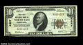 National Bank Notes:Pennsylvania, North East, PA - $10 1929 Ty. 1 The First NB Ch. # ...