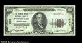 National Bank Notes:Pennsylvania, Pittsburgh, PA - $100 1929 Ty. 1 The Farmers Deposit NB...