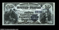 National Bank Notes:Pennsylvania, Pittsburgh, PA - $20 1882 Date Back Fr. 552 The Diamond ...