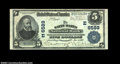 National Bank Notes:Pennsylvania, Saint Marys, PA - $5 1902 Plain Back Fr. 598 The Saint ...