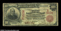 National Bank Notes:Pennsylvania, Salisbury, PA - $10 1902 Red Seal Fr. 613 The First NB ...