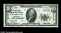 National Bank Notes:Pennsylvania, Schuylkill Haven, PA - $10 1929 Ty. 2 First NB Ch. # ...