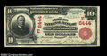 National Bank Notes:Pennsylvania, Stewartstown, PA - $10 1902 Red Seal Fr. 613 The Peoples ...