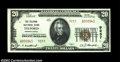 National Bank Notes:Pennsylvania, Telford, PA - $20 1929 Ty. 2 The Telford NB Ch. # 9257...