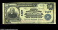 National Bank Notes:Tennessee, Copperhill, TN - $10 1902 Plain Back Fr. 626 FNB of Polk ...