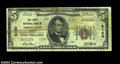 National Bank Notes:Virginia, Abingdon, VA - $5 1929 Ty. 2 The First NB Ch. # 5150...