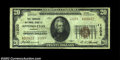 National Bank Notes:Virginia, Appomattox, VA - $20 1929 Ty. 2 The Farmers NB Ch. # ...