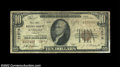 National Bank Notes:Virginia, Bassett, VA - $10 1929 Ty. 2 The First NB Ch. # 11976...