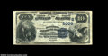 National Bank Notes:Virginia, Charlottesville, VA - $10 1882 Date Back Fr. 545 The ...