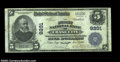 National Bank Notes:Virginia, Chase City, VA - $5 1902 Plain Back Fr. 600 The First NB...