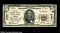 National Bank Notes:Virginia, Chatham, VA - $5 1929 Ty. 1 The First NB Ch. # 10821...
