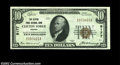 National Bank Notes:Virginia, Clifton Forge, VA - $10 1929 Ty. 1 The Clifton Forge NB...