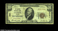 National Bank Notes:Virginia, Culpeper, VA - $10 1929 Ty. 1 The Culpeper NB Ch. # ...