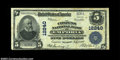 National Bank Notes:Virginia, Emporia, VA - $5 1902 Plain Back Fr. 609 The Citizens NB...