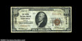 National Bank Notes:Virginia, Emporia, VA - $10 1929 Ty. 1 The Citizens NB Ch. # ...