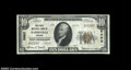 National Bank Notes:Virginia, Farmville, VA - $10 1929 Ty. 2 The First NB Ch. # 5683...